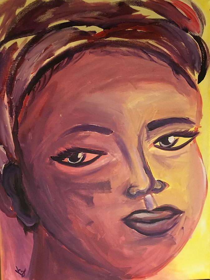 Caroline Wonders by Karen Buford
