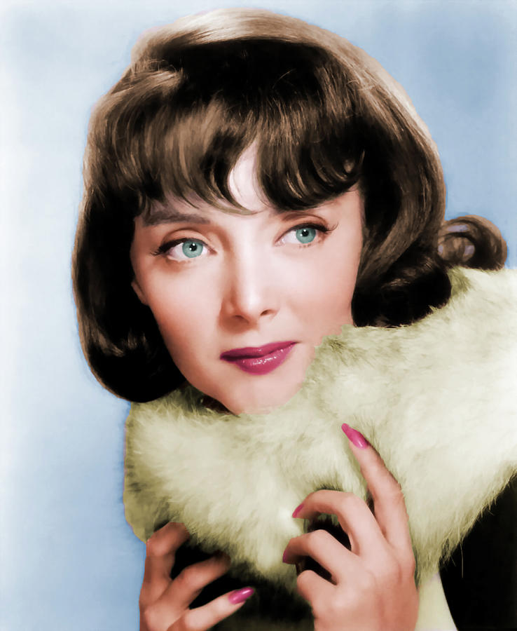 Carolyn Jones Photograph