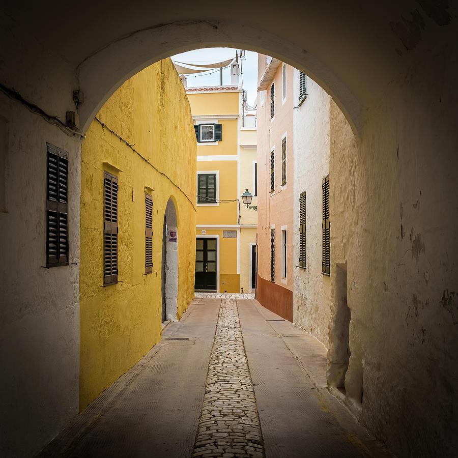 Carrer De Sant Climent Photograph