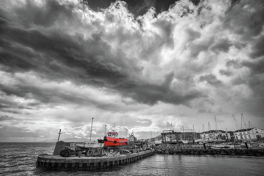 Carrickfergus Harbour 1 Photograph