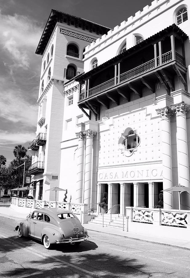 St Augustine Photograph - Casa Monica Hotel St. Augustine Florida by Jeremy Edsall