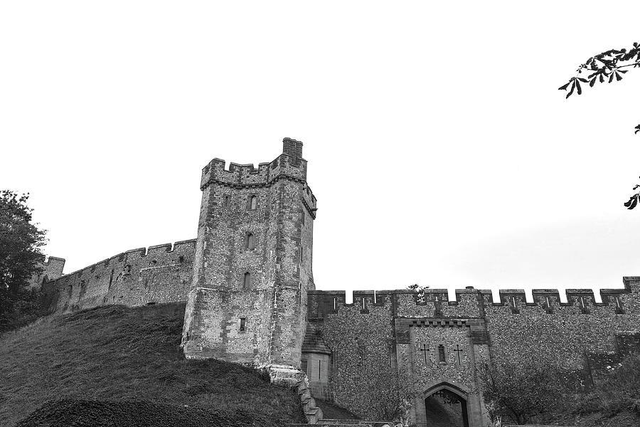 Castle #10 Photograph