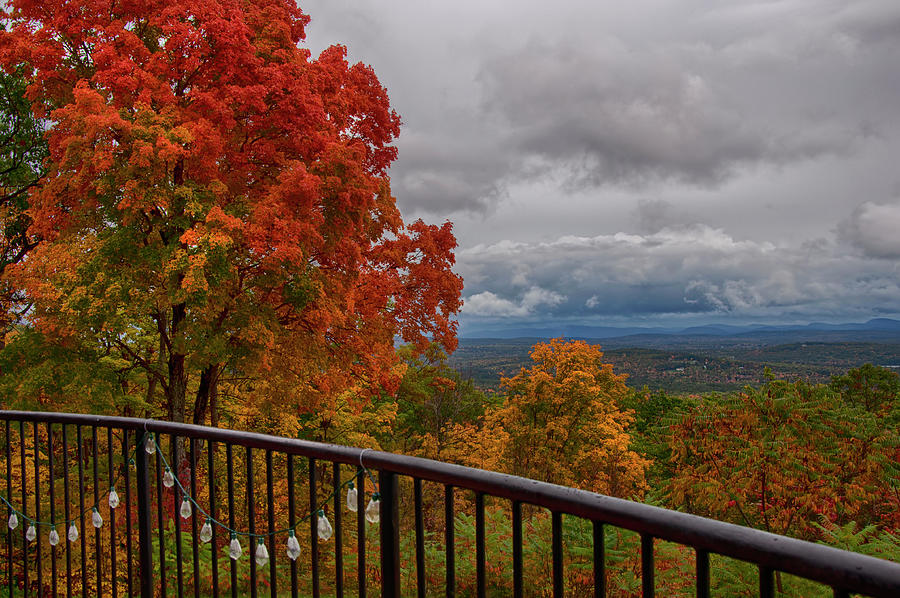 Castle In The Clouds Autumn Photograph
