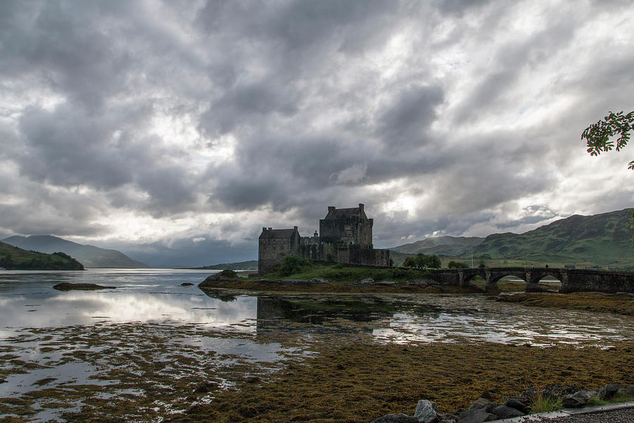Castle of Eilean Donan by Pietro Ebner