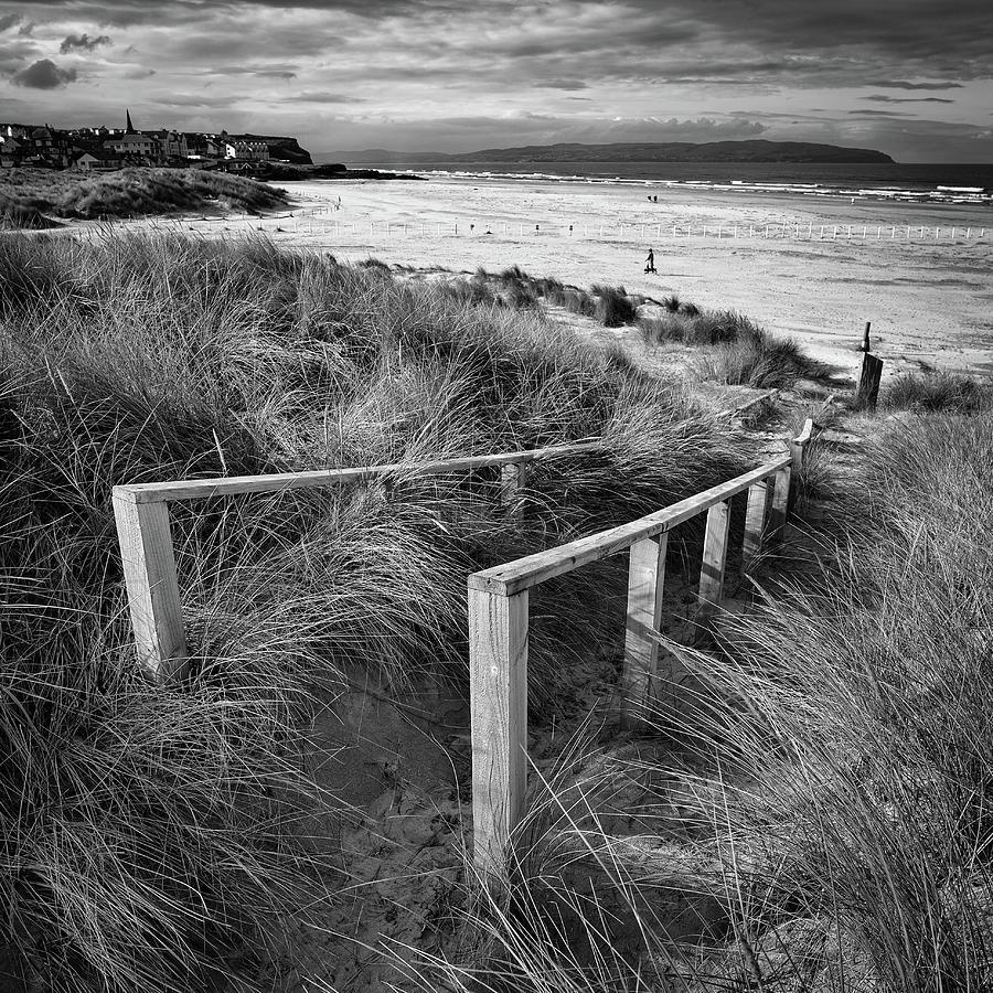 Castlerock Beach Photograph