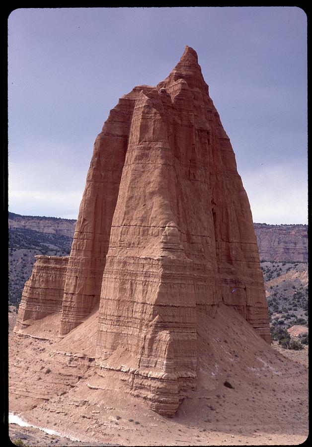 Cathedral Basin Capitol Reef National Monument Photograph by YHWHY Vance