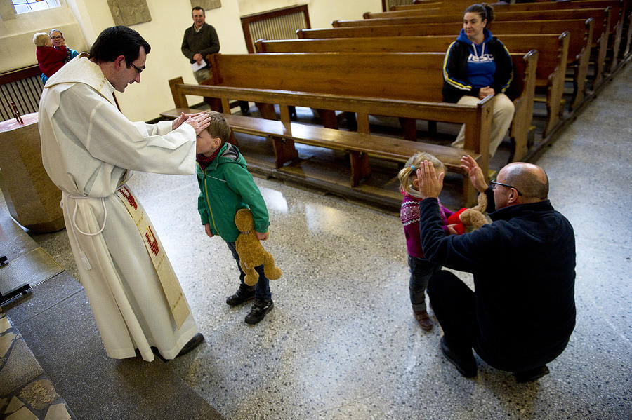 Catholic Church Hosts Mass For House Pets Photograph by Target Presse Agentur Gmbh