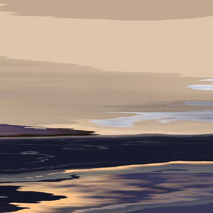 Michal Painting - Celestial Horizon 571 by Michal Mitak