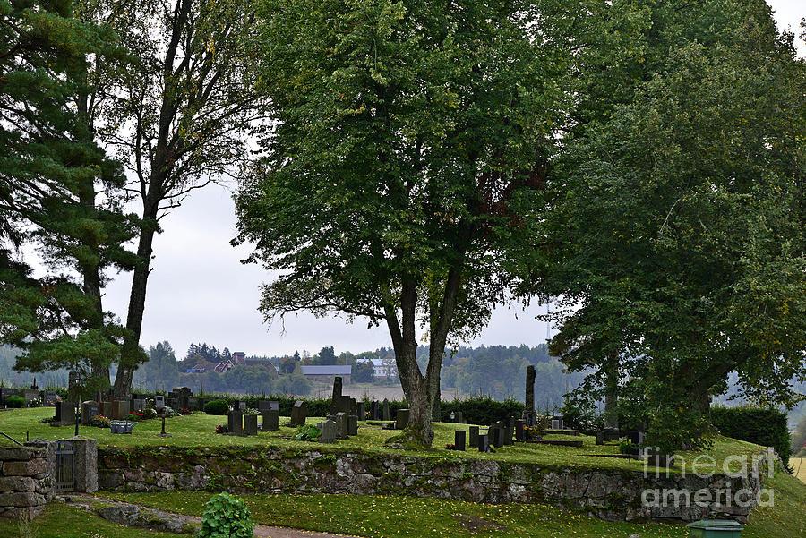 Cemetery 2 Photograph