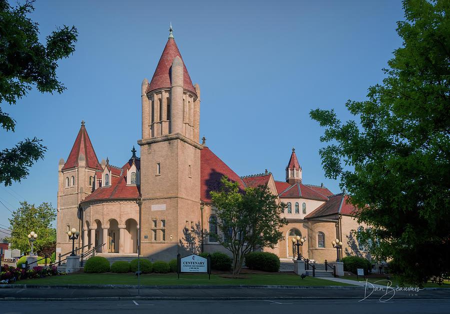 Centenary United Methodist Church 9573 Photograph