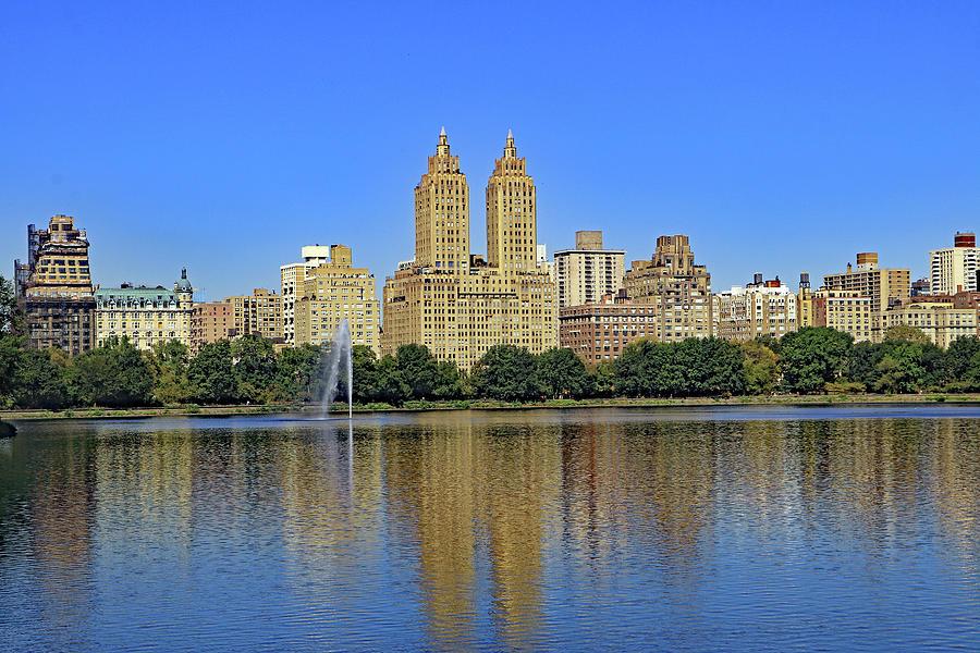 Central Park by Tony Murtagh