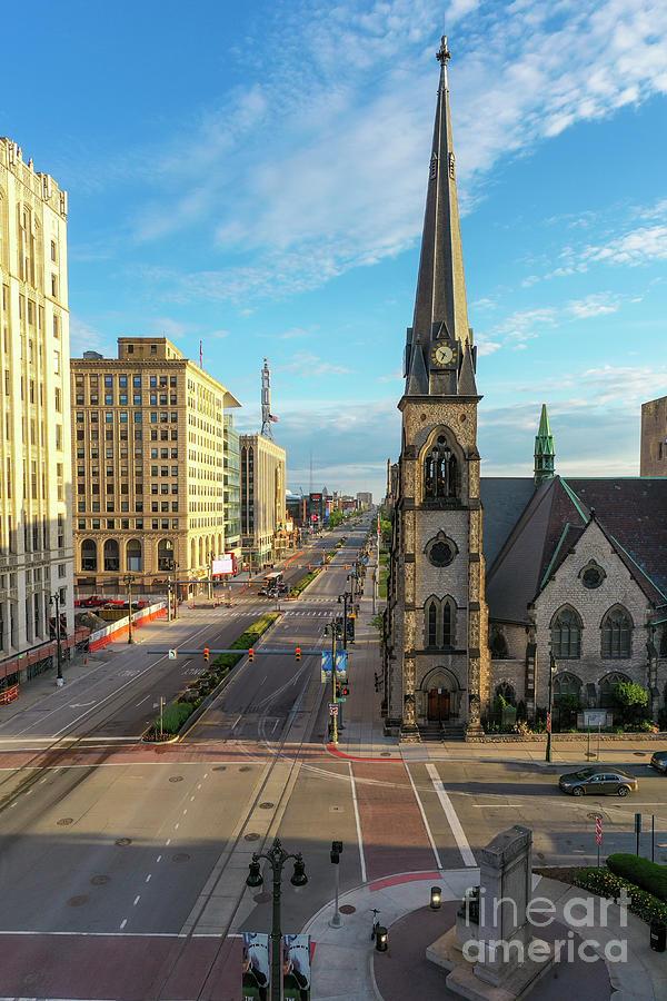 Central United Methodist Church Photograph