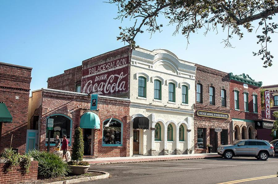 Centre Street, Fernandina Beach Photograph