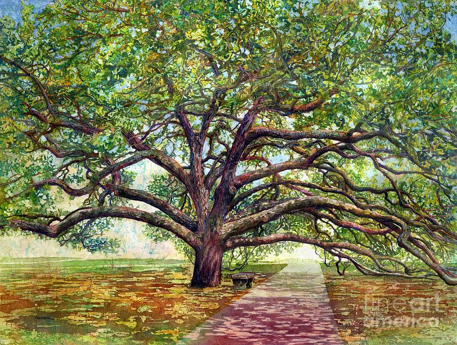 Century Tree Painting