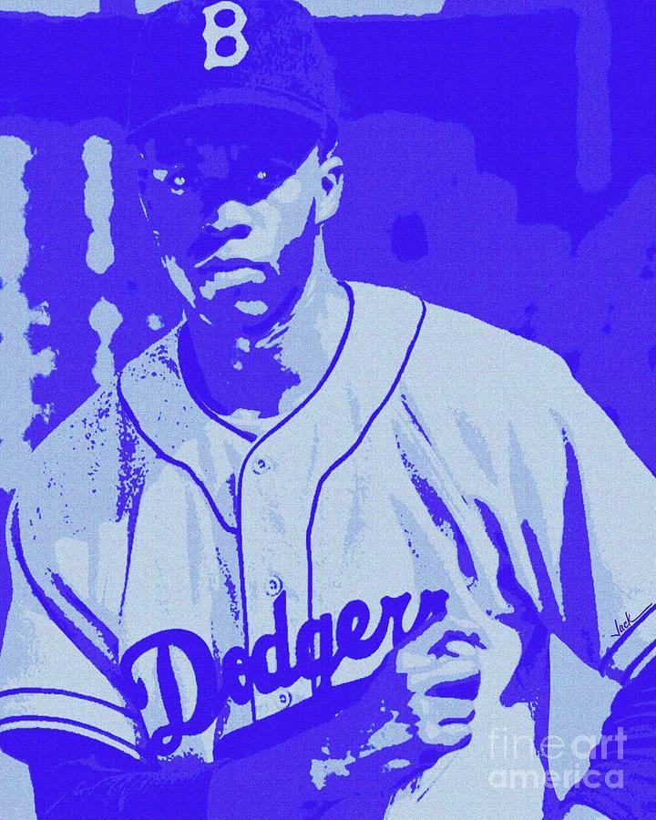 Boseman Painting - Chadwick Boseman by Jack Bunds