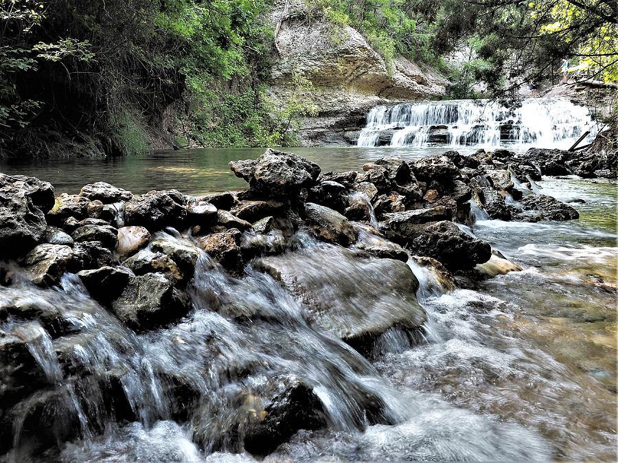 Chalk Ridge Falls Park II Photograph