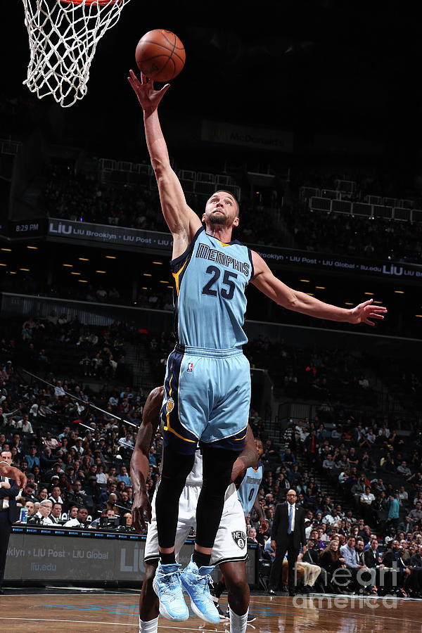 Chandler Parsons Photograph by Nathaniel S. Butler