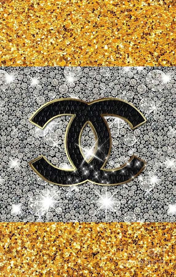 Chanel Digital Art - Chanel by Thomas Kay