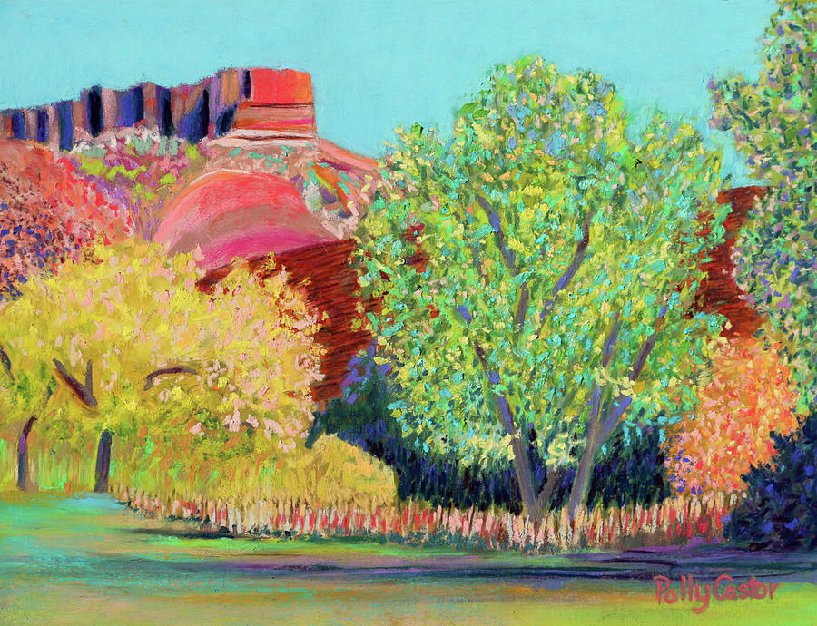 Changing Seasons in the Palo Duro Canyon by Polly Castor