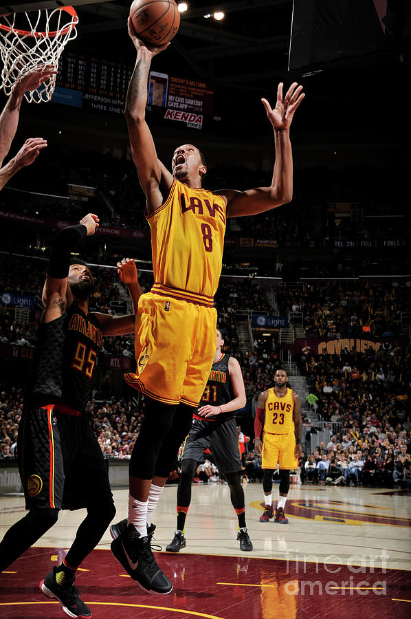 Channing Frye Photograph by David Liam Kyle