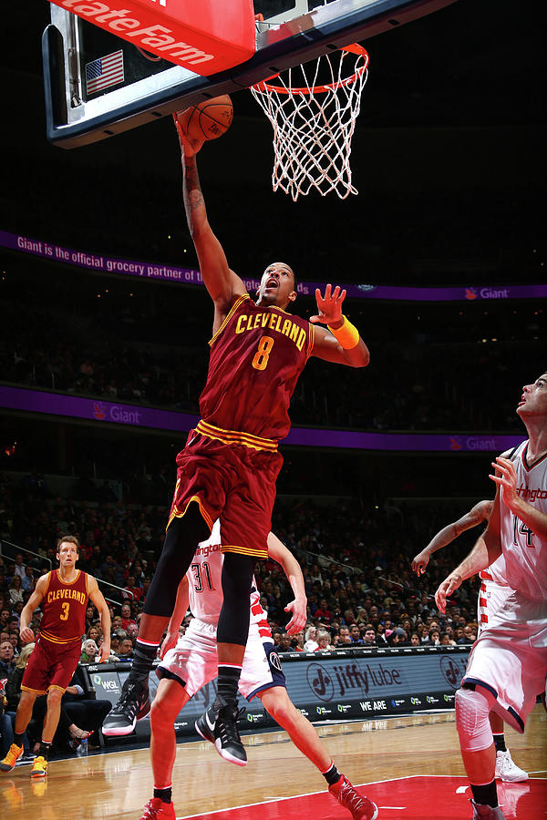 Channing Frye Photograph by Ned Dishman
