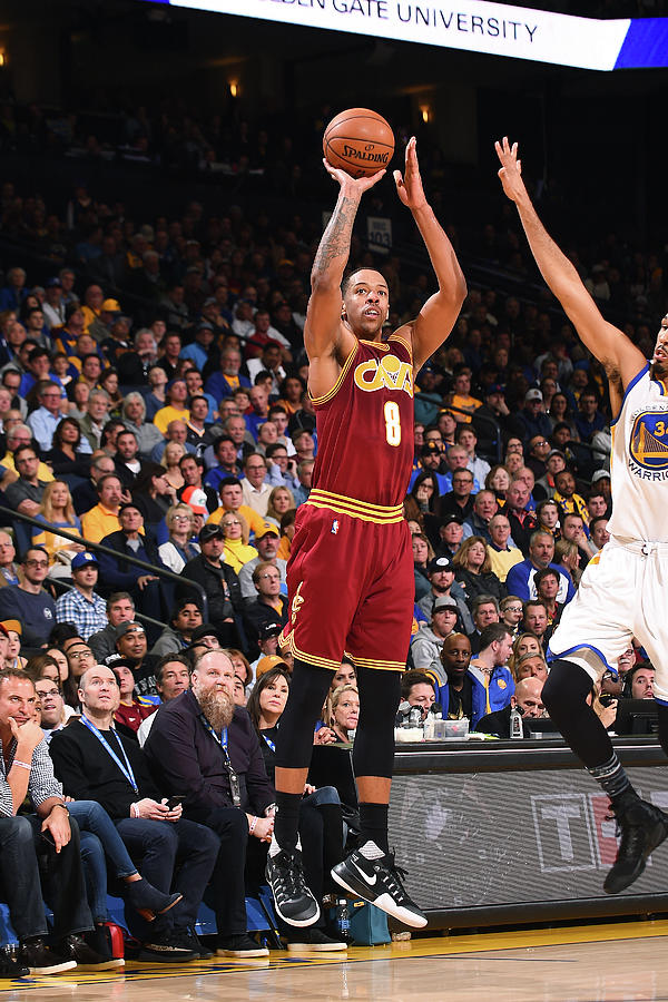 Channing Frye Photograph by Noah Graham