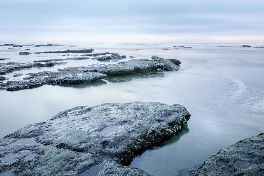 Seascape Photograph - Chansons Des Mers Froides by Alexander Kunz