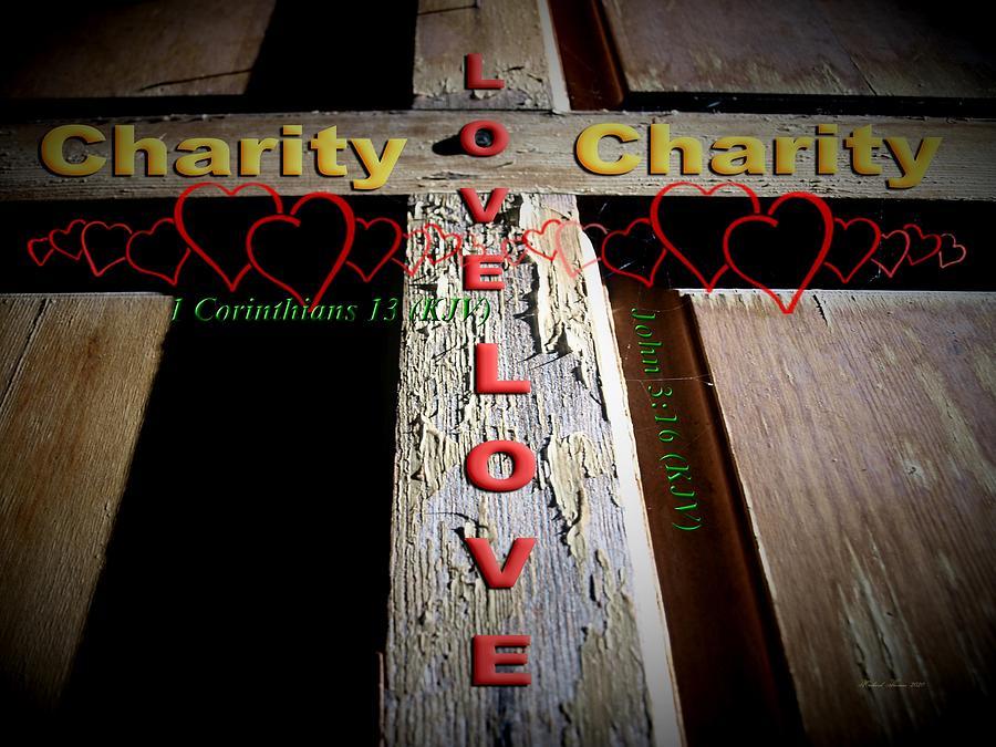 Charity Love by Richard Thomas