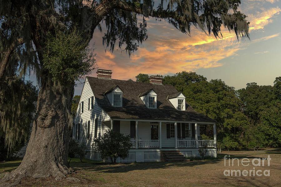 Charles Pinckney Natural Historic Site Photograph