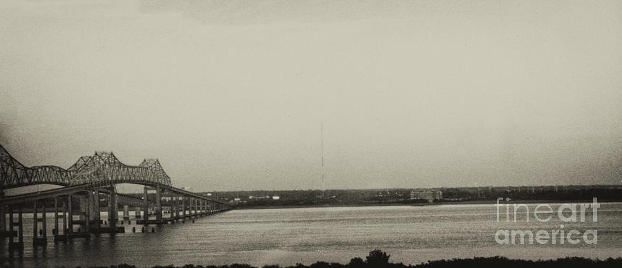 Charleston Bridges - Cooper River Photograph