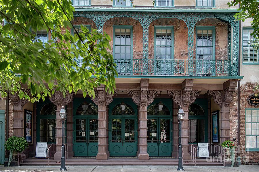 Charleston - Doc Street Theatre - South Carolina Photograph