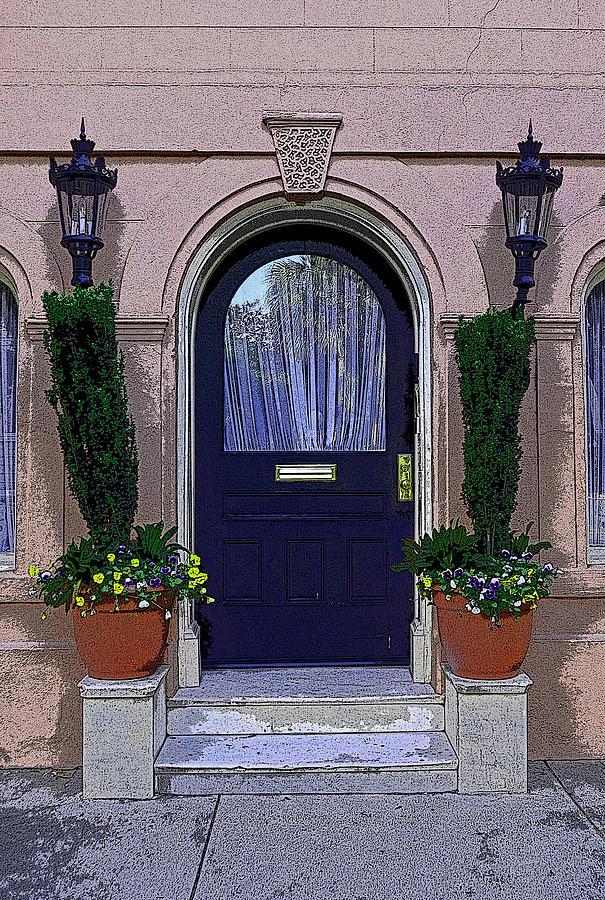 Charleston Entryway Photograph
