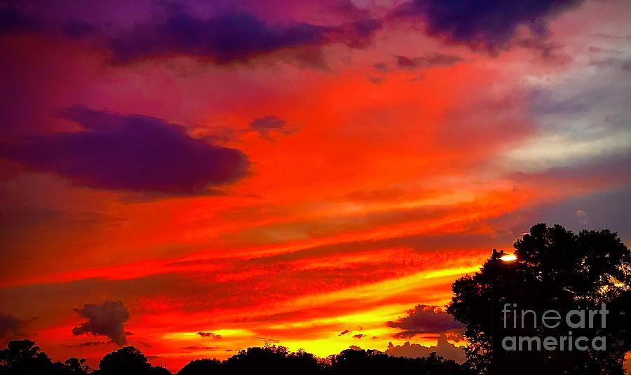 Sunsets Photograph - Charlotte Sunset B by J Hale Turner