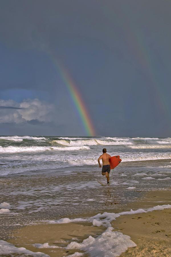 Chasing Rainbows Photograph