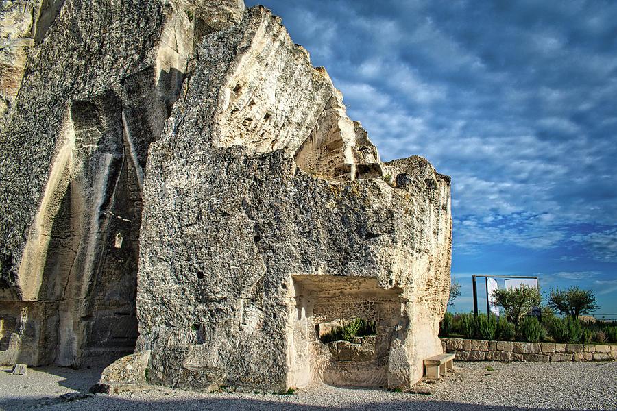 Chateau des Baux by Portia Olaughlin