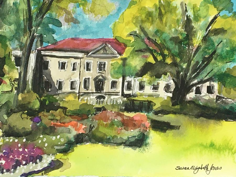 Cheekwood Painting