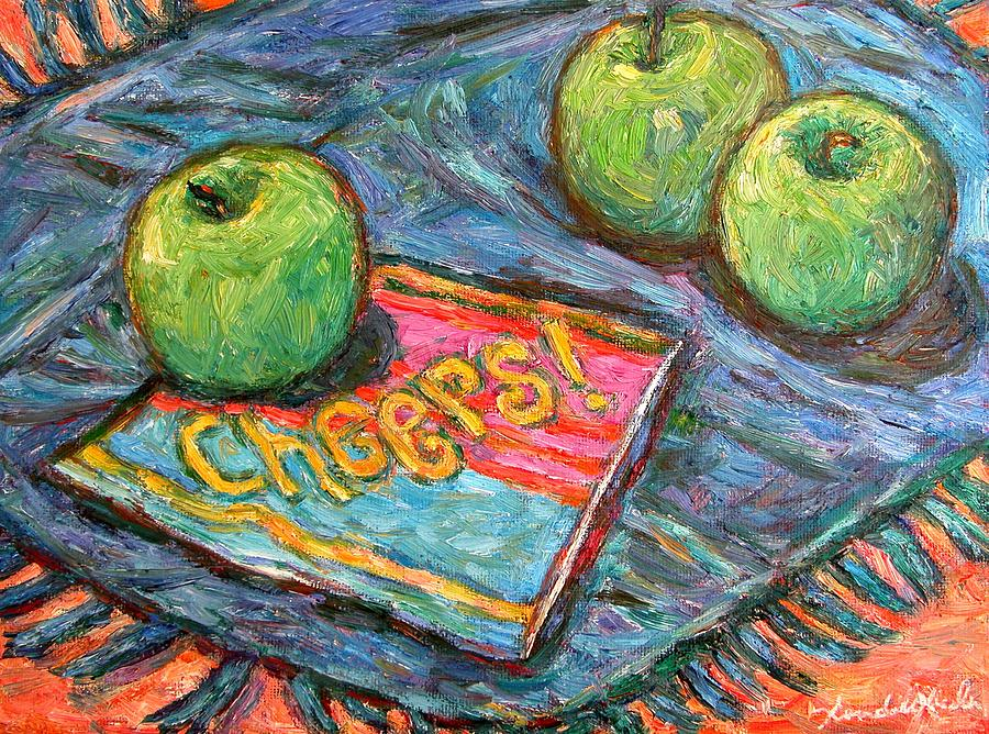 Still Life Painting - Cheers by Kendall Kessler