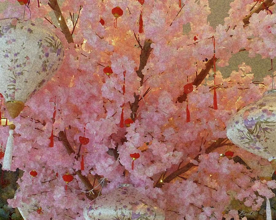 Cherry Blossom Time Photograph