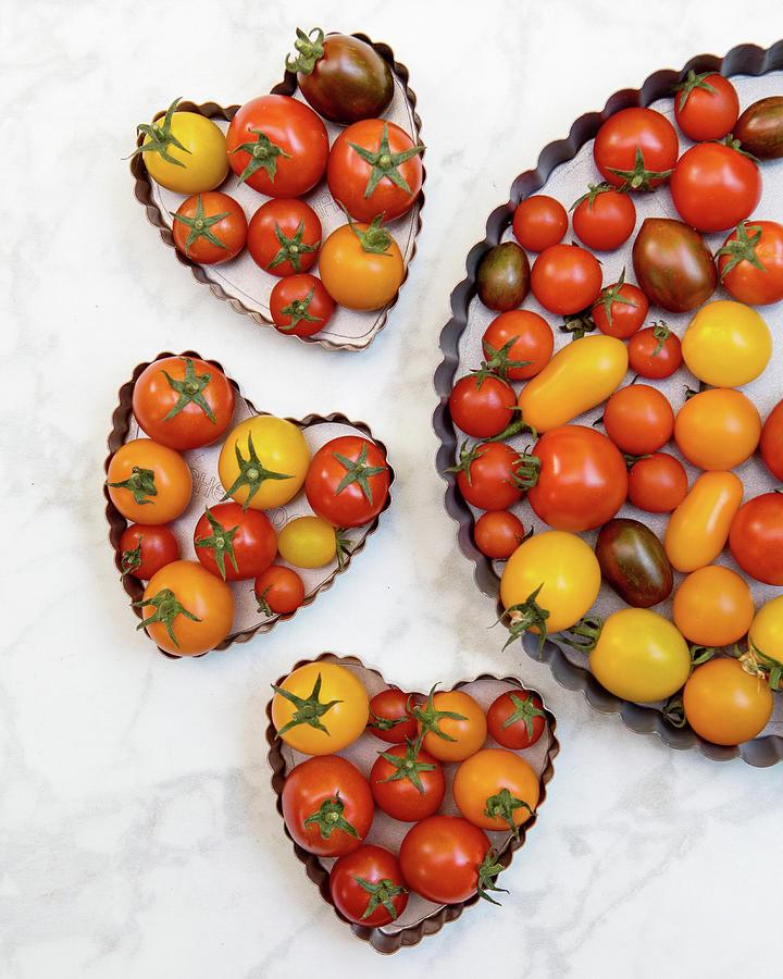 Cherry Tomatoes 1 Photograph