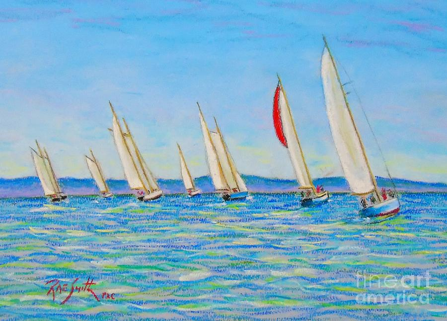 Chester Race week 2019  by Rae  Smith PAC
