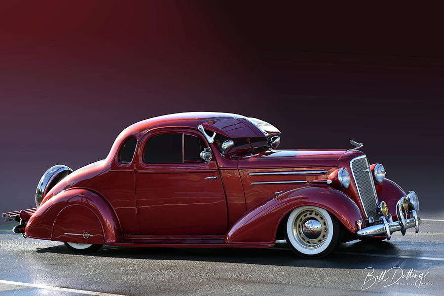 Chevrolet Coupe  by Bill Dutting