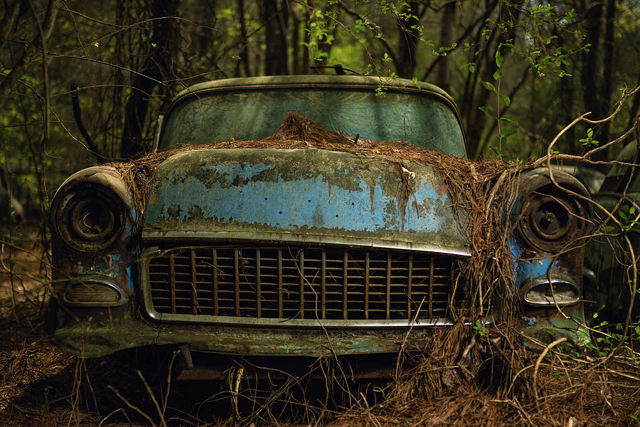 Chevy Photograph - Chevy by 8th Mile Photography