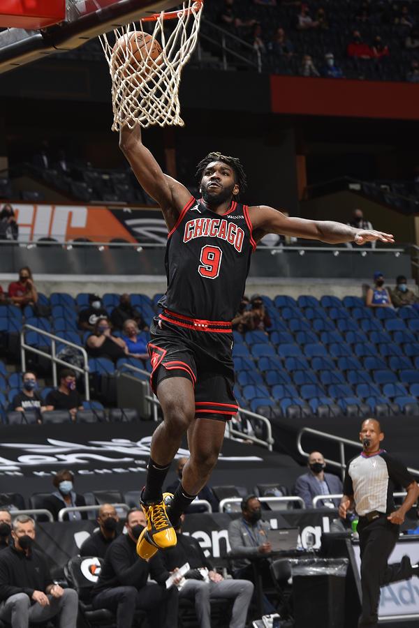 Chicago Bulls v Orlando Magic Photograph by Gary Bassing