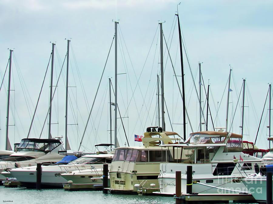 Chicago Docked by Roberta Byram