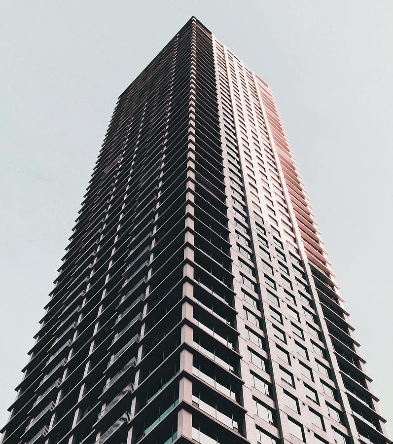 Chicago Skyline, Illinois, Usa - 26 - Surreal Art By Ahmet Asar Digital Art