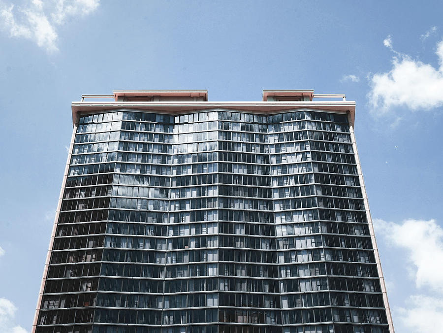 Chicago Skyline, Illinois, Usa - 27 - Surreal Art By Ahmet Asar Digital Art