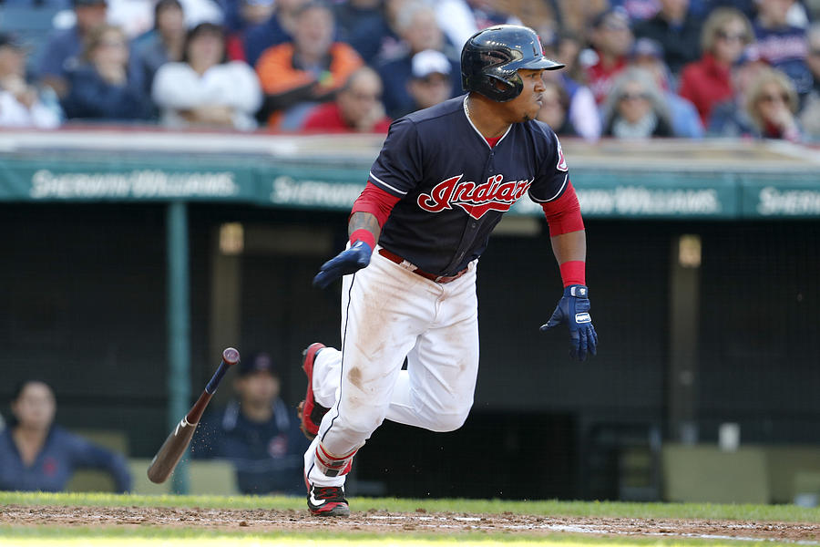 Chicago White Sox v Cleveland Indians Photograph by David Maxwell