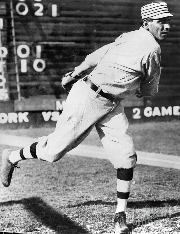 Chief Bender Photograph by National Baseball Hall Of Fame Library
