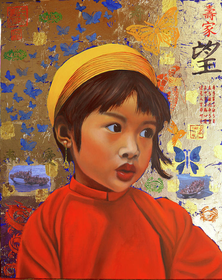 Childhood Memories by Thu Nguyen