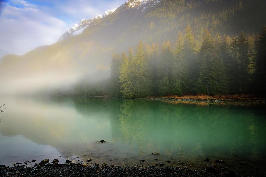 Chilkoot Morning by John Wilkinson